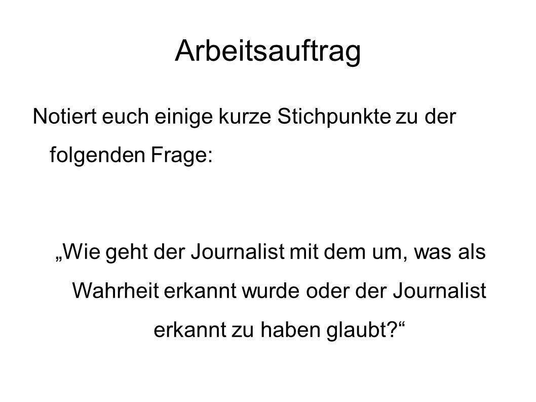 1.Journaltisten vs.