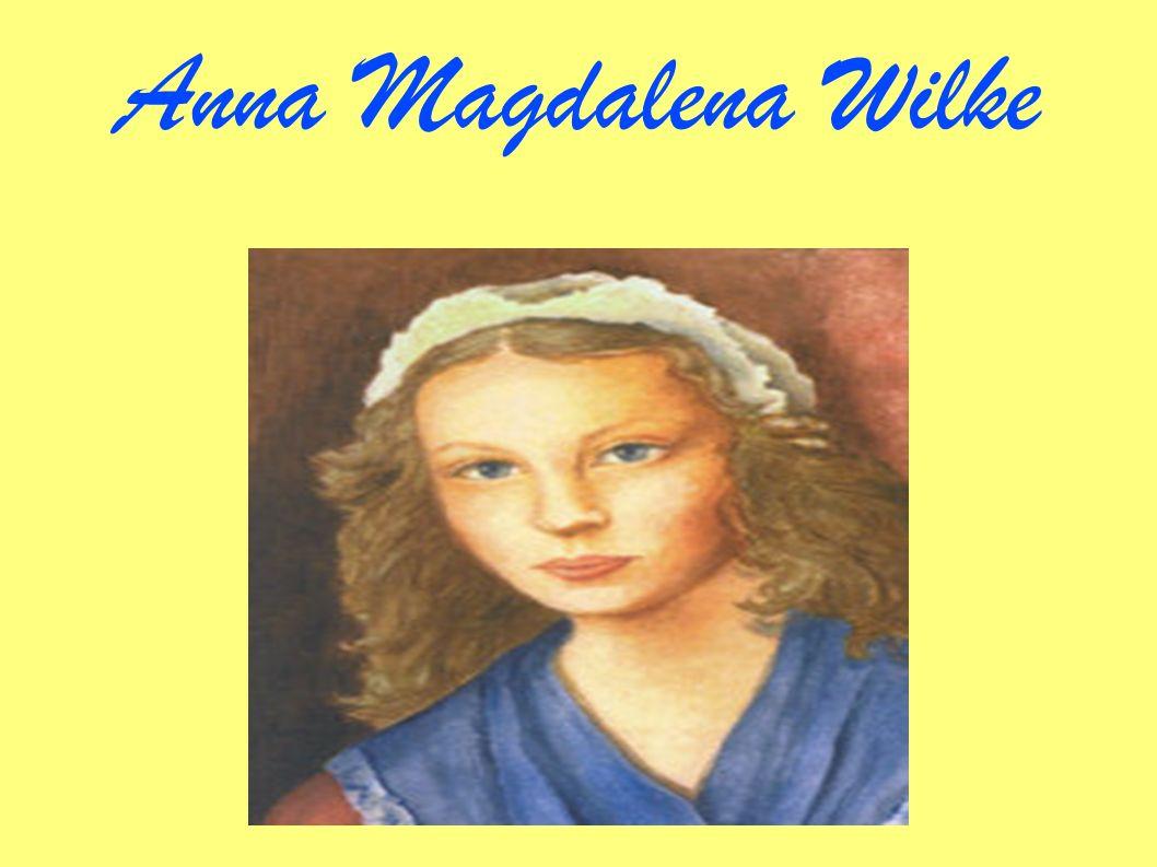 Anna Magdalena Wilke