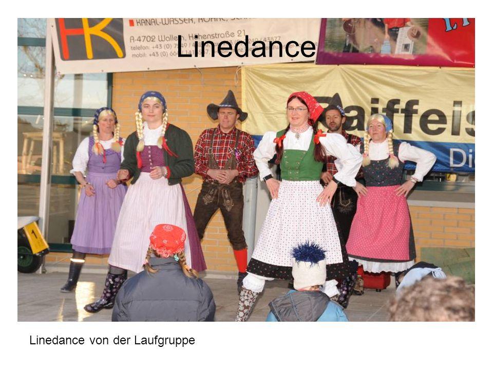 Kindertanzgruppe mit Vanessa Stöhr Kindertanzen