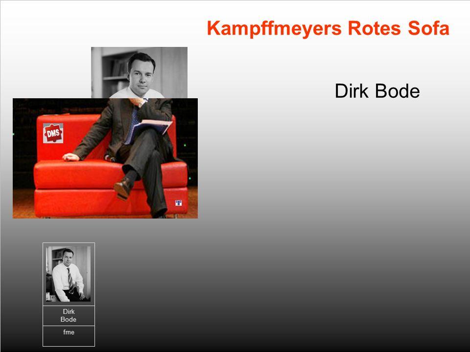 6 Dirk Bode fme Karl Heinz Mosbach Kampffmeyers Rotes Sofa Karl Heinz Mosbach ELO