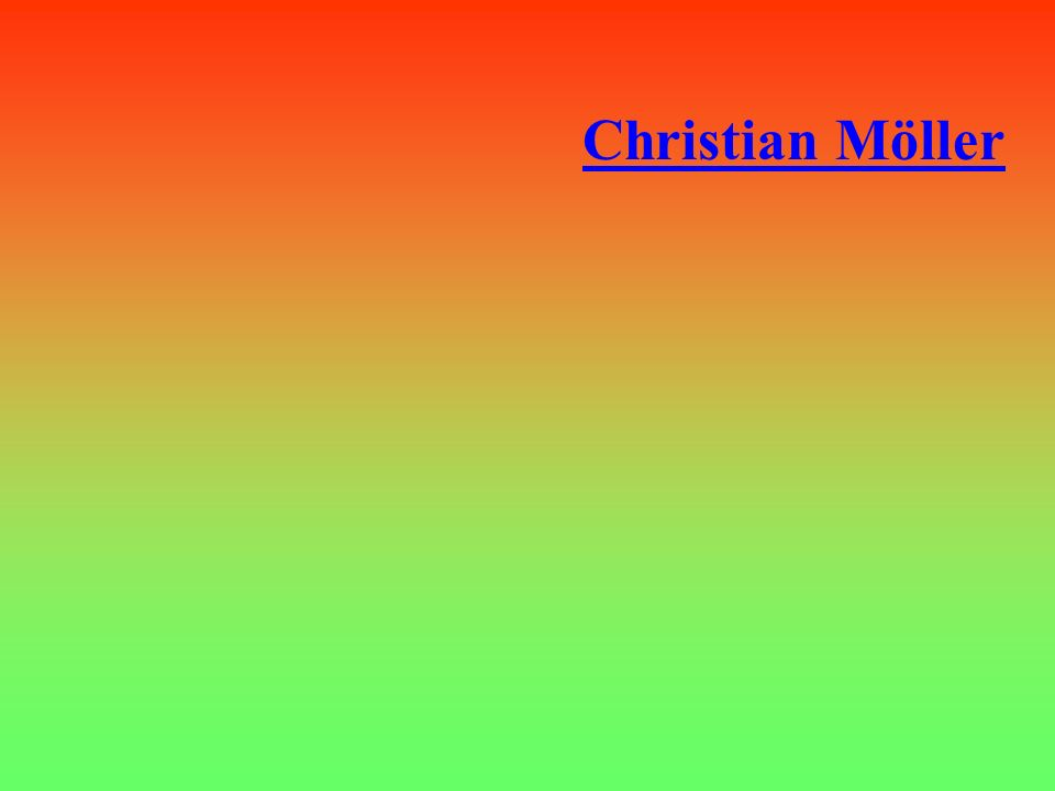 Christian Möller