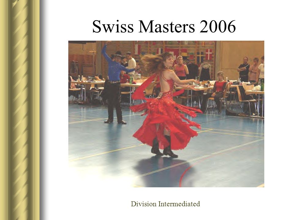 Swiss Masters 2006 Whazz up