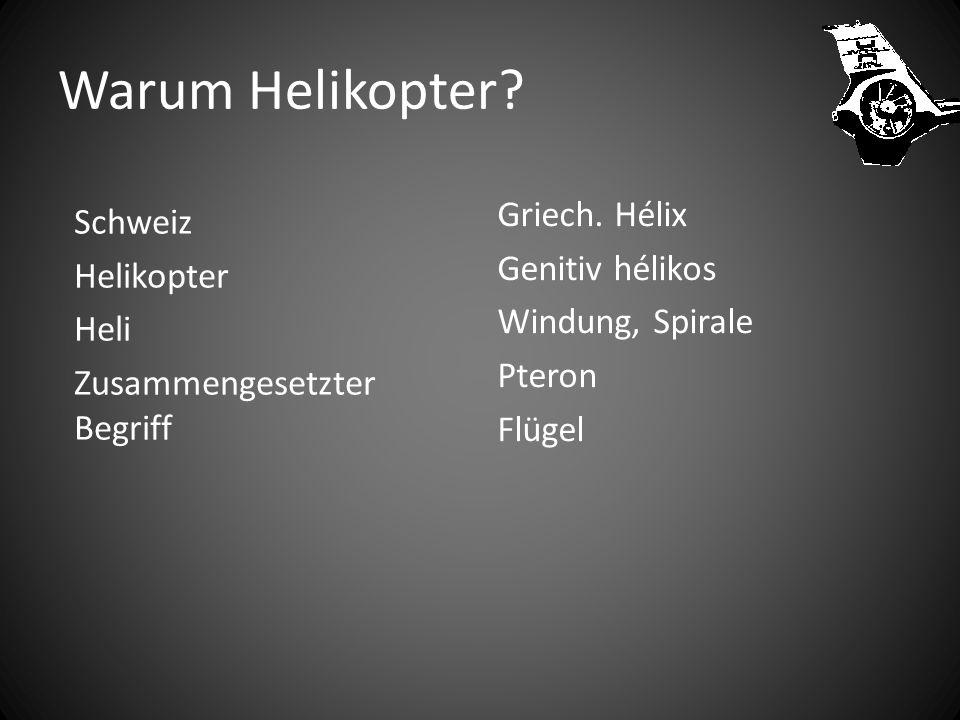 Was ist ein Hubschrauber? Vertikal, Luftfahrzeug 1 Rotor, mehrere Motoren, Vortrieb, Auftrieb. Zählen, Drehflüglern
