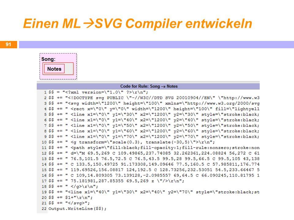 Einen ML SVG Compiler entwickeln 91