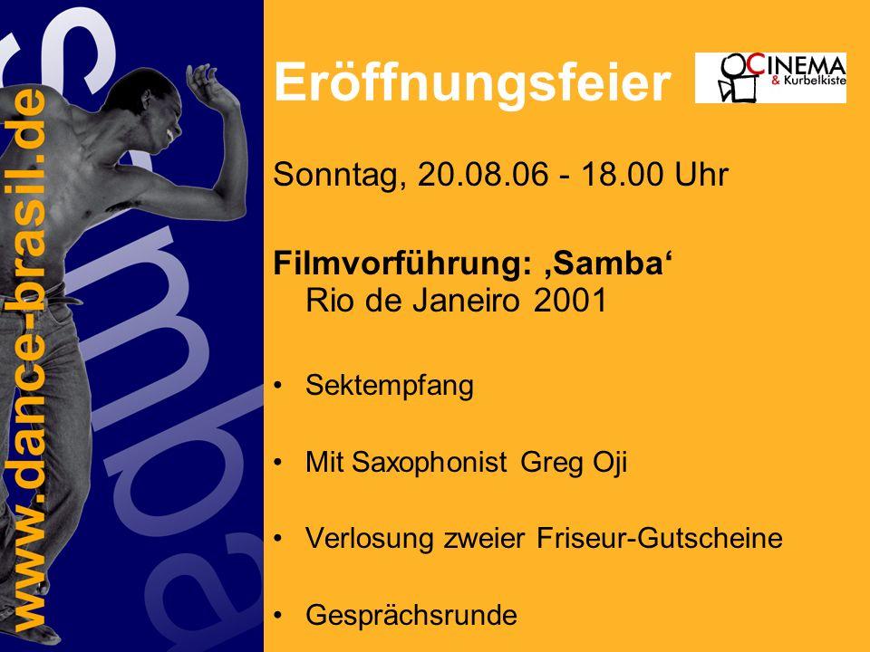 In Kooperation mit: Café do Brasil Cinema & Kurbelkiste Kreativ-Haus Go-Go musiklounge Westfälische-Wilhems-Universität Münster