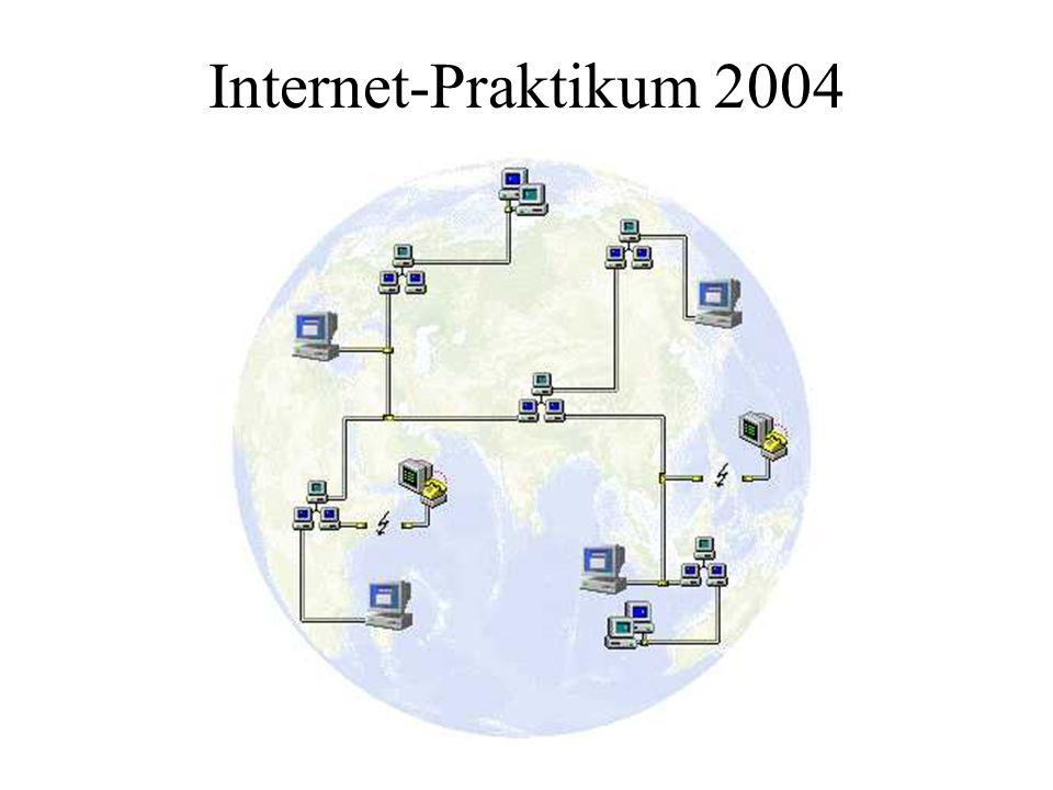 Internet-Praktikum 2004