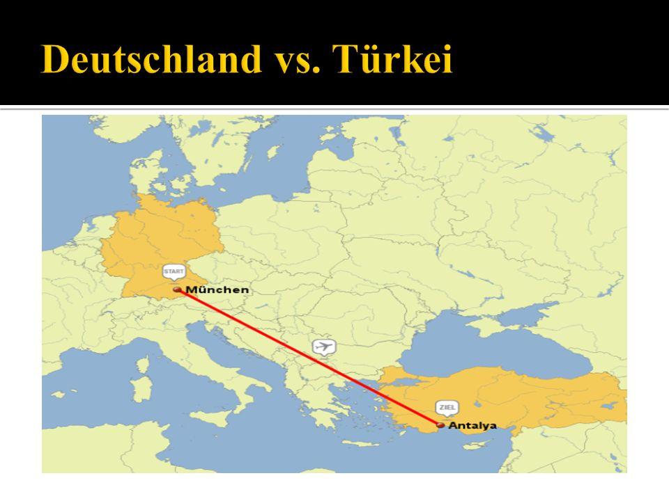 Die meisten Gastarbeiter aus der Türkei sind in Deutschland geblieben.