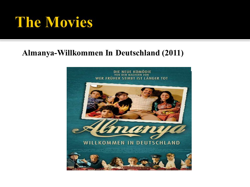 1. Give an account of contemporary, multicultural Germany from a humorous perspective.