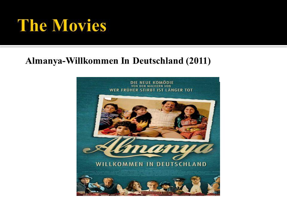 Almanya-Willkommen In Deutschland (2011)