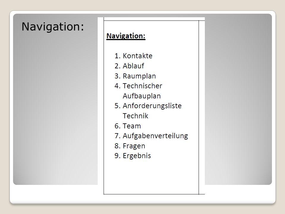 Navigation: