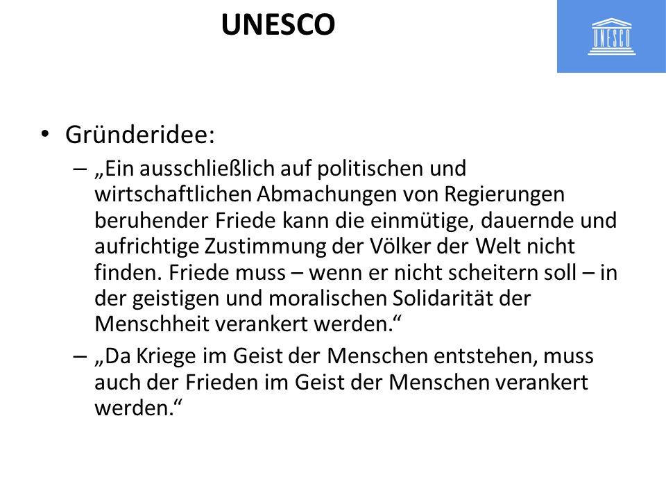 Gründeridee: – Ein ausschließlich auf politischen und wirtschaftlichen Abmachungen von Regierungen beruhender Friede kann die einmütige, dauernde und
