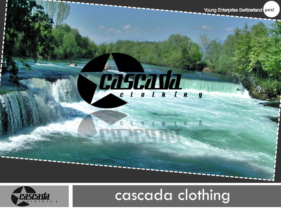 cascada clothing