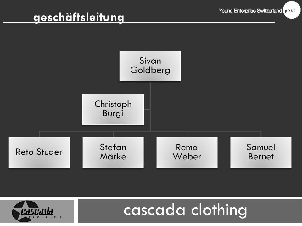 cascada clothing geschäftsleitung