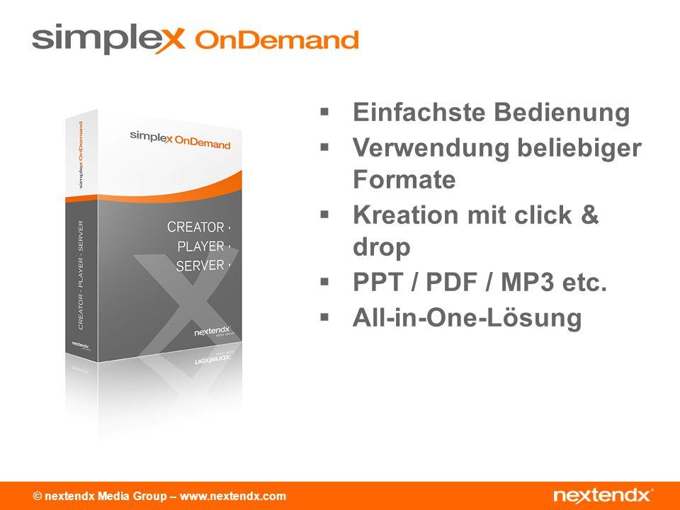 © nextendx Media Group – www.nextendx.com