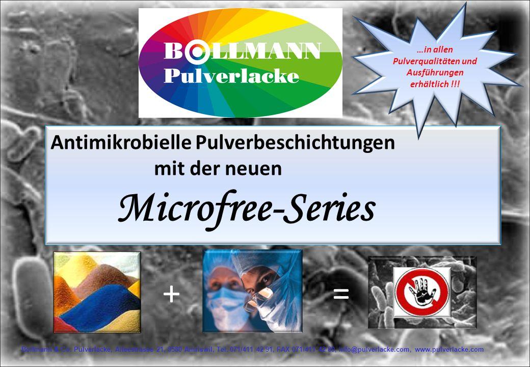 Bollmann & Co.Pulverlacke, Alleestrasse 21, 8580 Amriswil Tel.