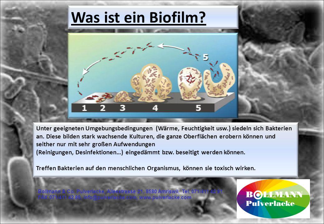 Antimikrobielle Pulverbeschichtungen mit der neuen Microfree-Series …in allen Pulverqualitäten und Ausführungen erhältlich !!.