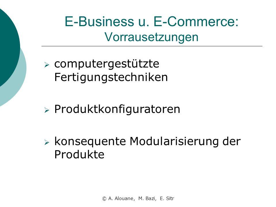 E-Business u.