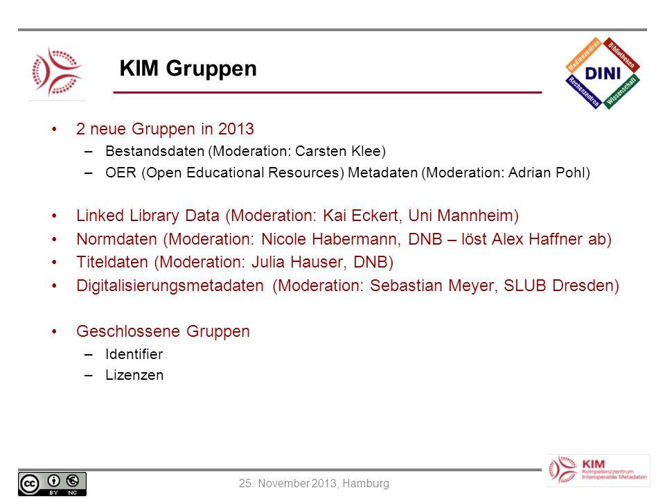 25.November 2013, Hamburg KIM 2013/2014 4.