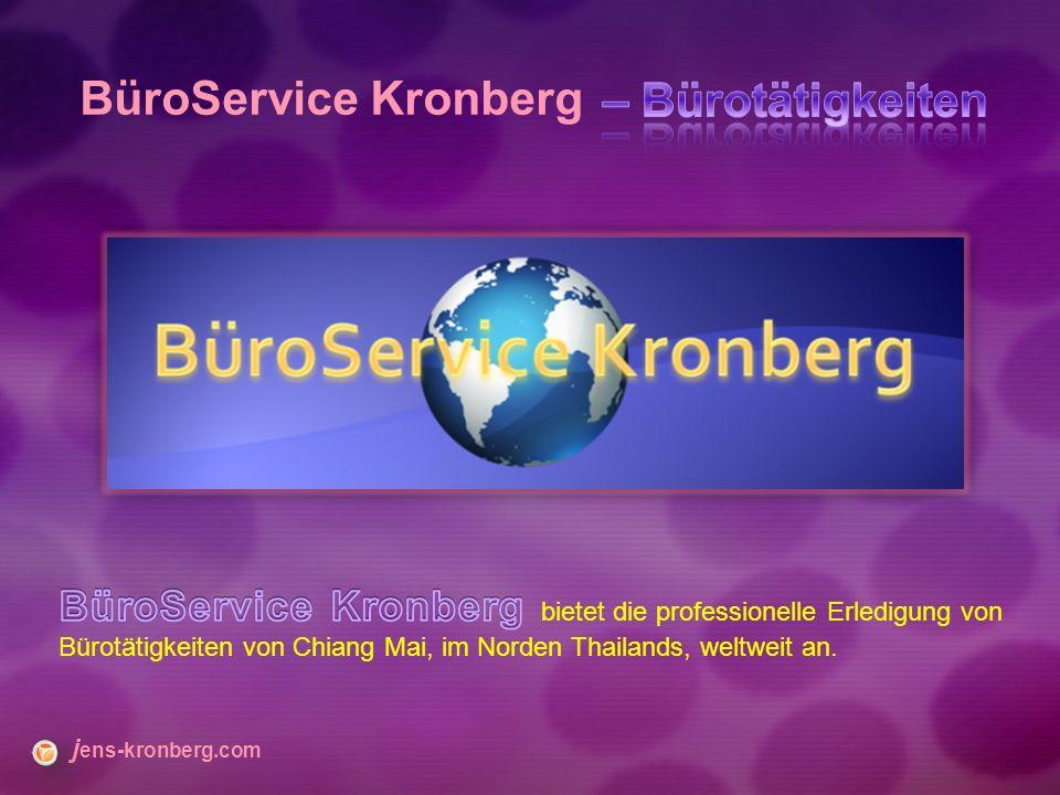 BüroService Kronberg erledigt Weltweit diverse Büroarbeiten, Scanarbeiten und Schreibarbeiten für Haushalte und Unternehmen im deutschsprachigen Raum.
