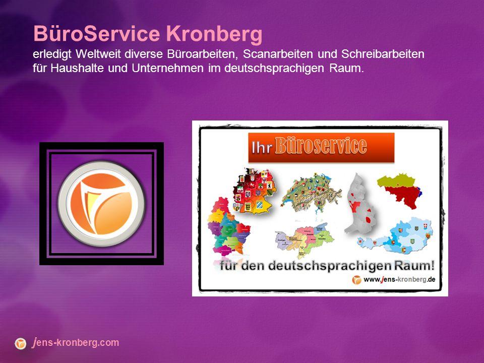 BüroService Kronberg – erledigt div. Bürotätigkeiten