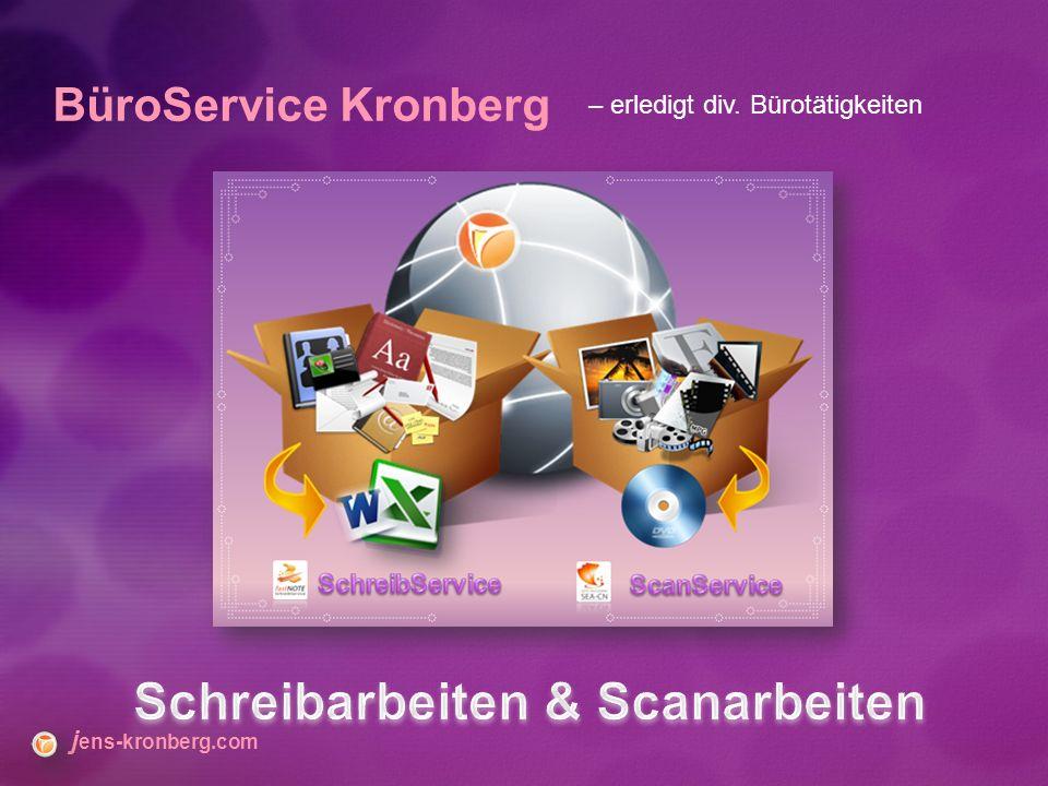 BüroService Kronberg – Ihr Schreibbüro.Adresseingabe, Adressrecherche, Datenerfassung etc.