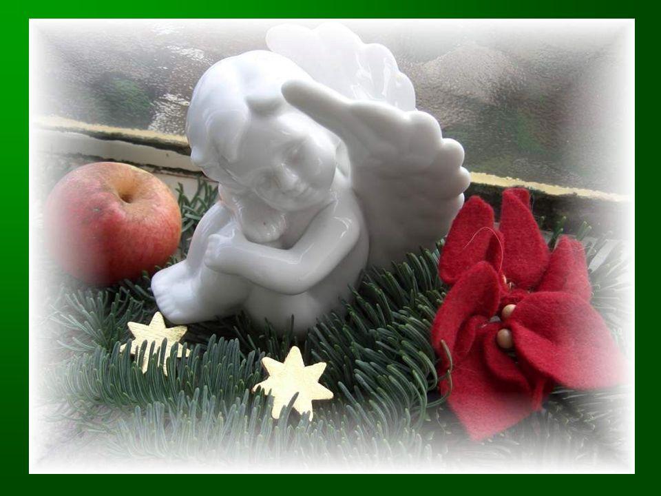 dass Zeit genug zum Leben bleibt, denn dann ist wirklich Weihnachtszeit!