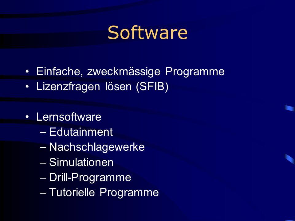 Computer Infrastruktur Klassenzimmer –Multimedia-Gerät, einfache Geräte, Drucker –Evtl.