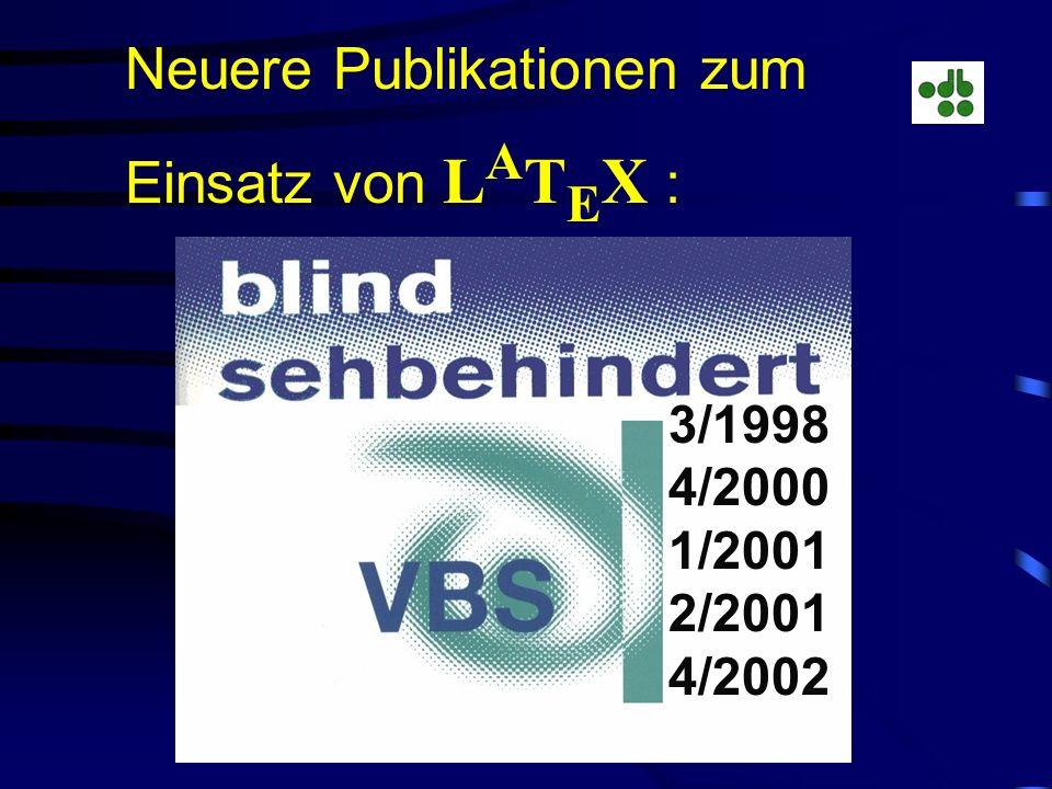 Windows-Viewer Yap für LaTeX- Anwendungen Entwickelt mit Word 2002 und MiKTeX