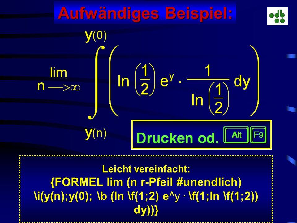 Formelpräsentationen mit LiTeX Mathematik: alle in der Schulmathematik vorkommenden Formeln und Gleichungen Physik: alle Formeln, Gleichungen und Sond