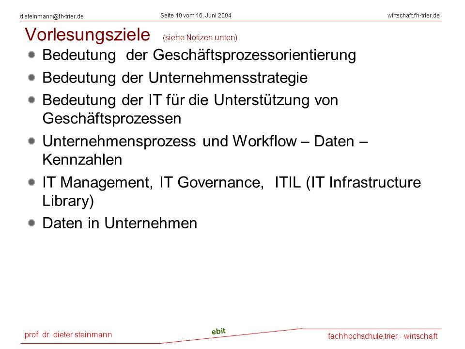 prof.dr. dieter steinmann Seite 10 vom 16.