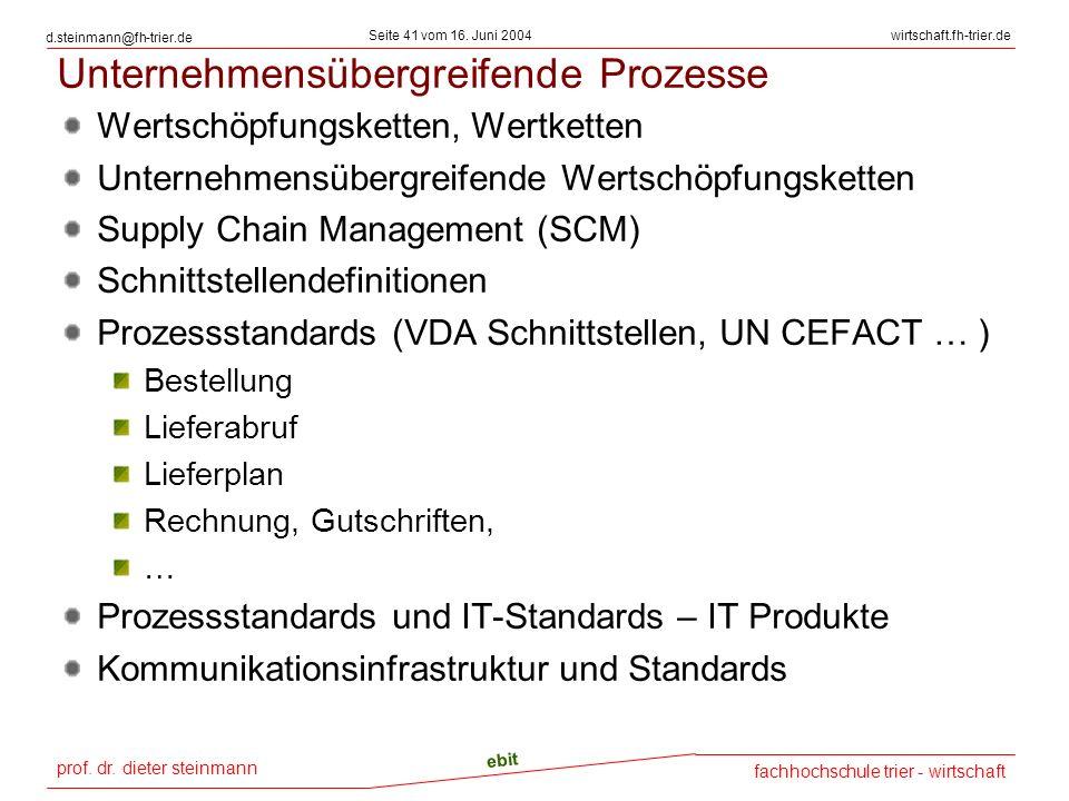 prof.dr. dieter steinmann Seite 41 vom 16.