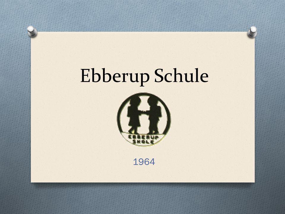 Ebberup Schule 1964