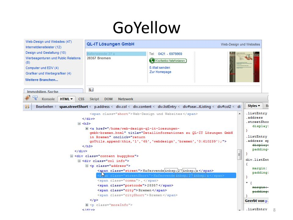 GoYellow 8