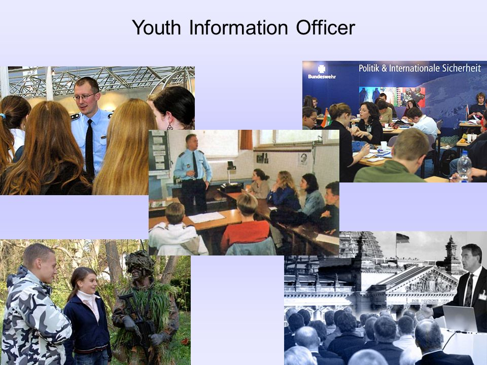 Youth Information Officer