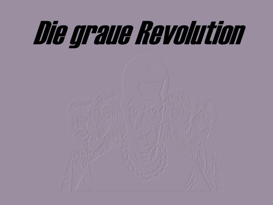 Die graue Revolution