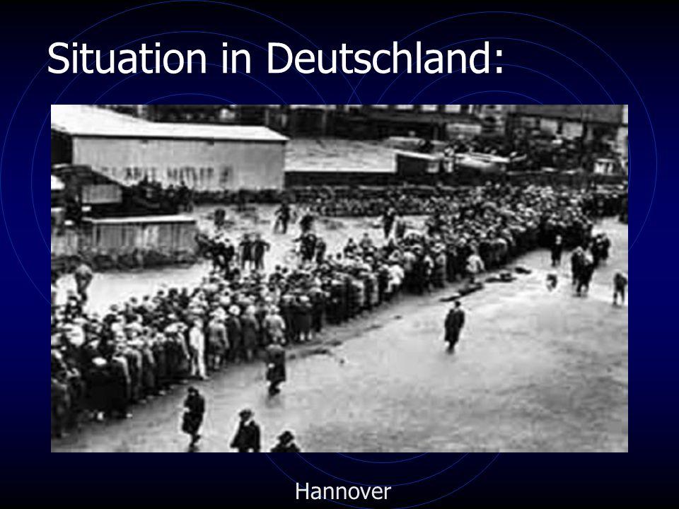 Angewiesenheit Deutschlands auf Export und ausländische Kredite 1928: Konjunkturrückgang in D.