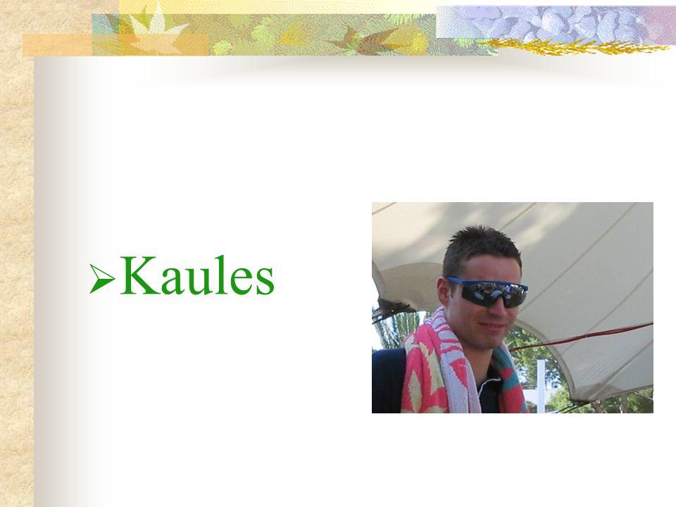 Kaules