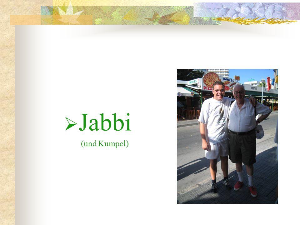 Jabbi (und Kumpel)