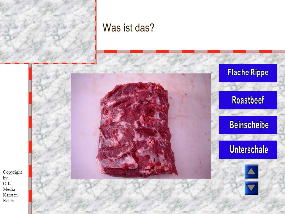 Was ist das? Copyright by O.K. Media Karsten Reich