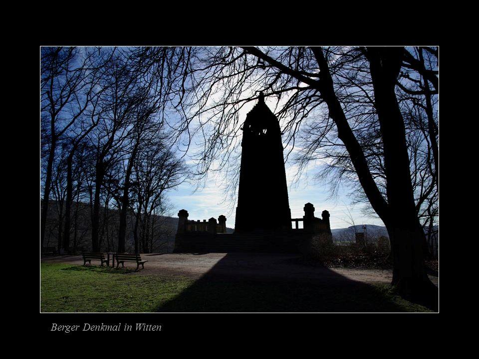 Berger Denkmal in Witten