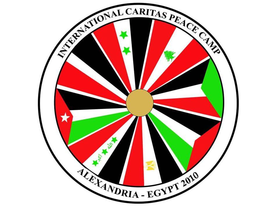 Auch der exklusive Sporting-Club in Alexandria öffnet seine Pforten für die Teilnehmer des Caritas-Friedenslagers