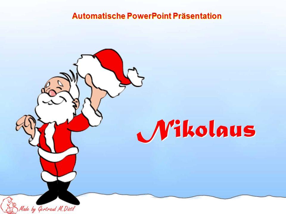 Nikolaus Nikolaus Automatische PowerPoint Präsentation