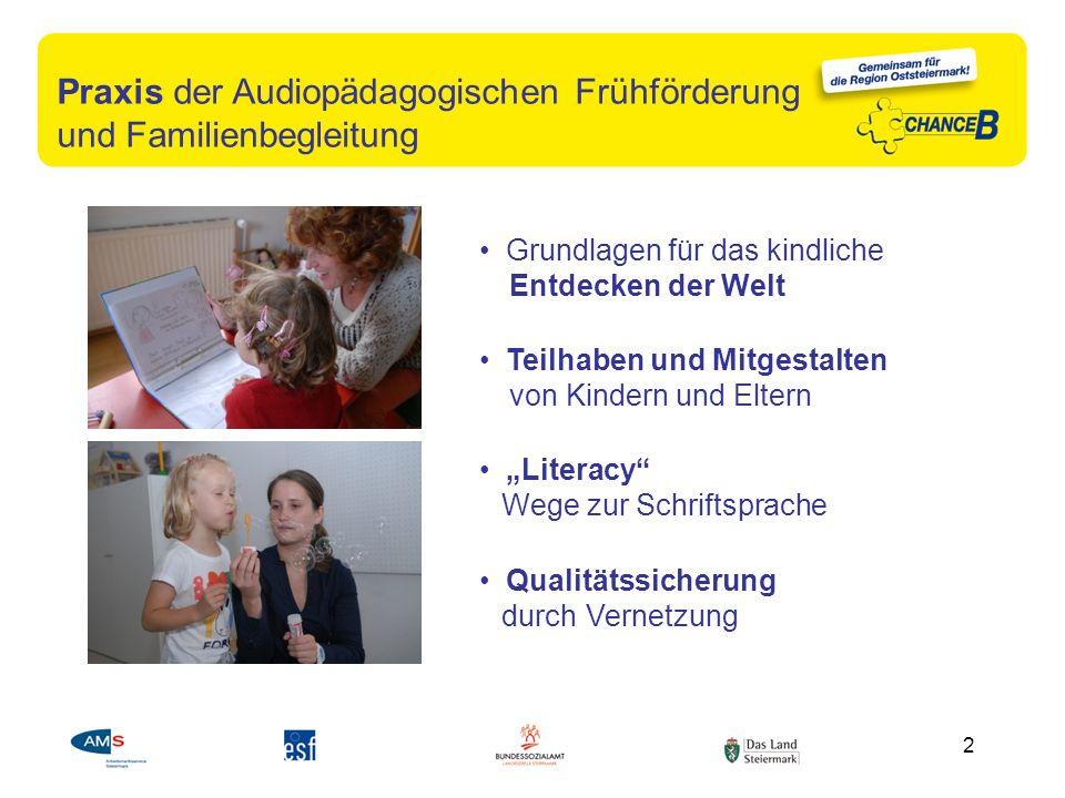2 Grundlagen für das kindliche Entdecken der Welt Teilhaben und Mitgestalten von Kindern und Eltern Literacy Wege zur Schriftsprache Qualitätssicherun