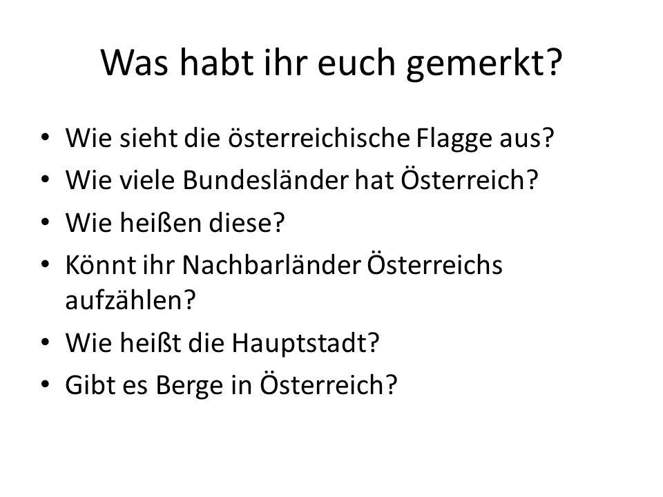 Wo wird Deutsch gesprochen?