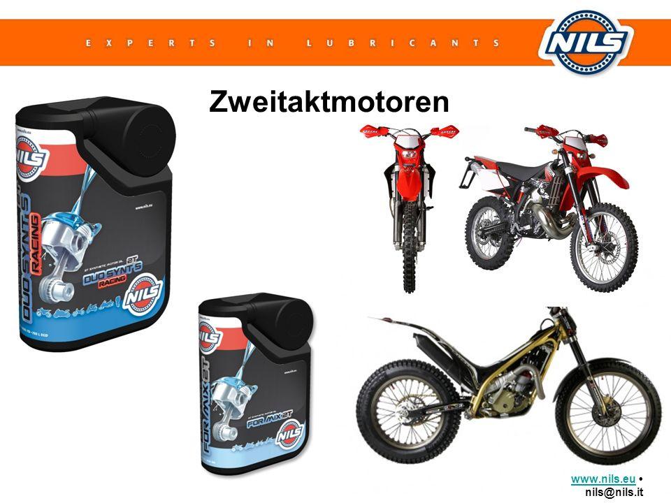 www.nils.euwww.nils.eu nils@nils.it Zweitaktmotoren