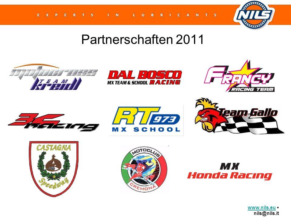 www.nils.euwww.nils.eu nils@nils.it Partnerschaften 2011