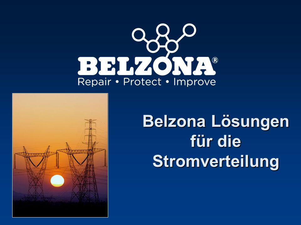 Belzona Lösungen für die Stromverteilung