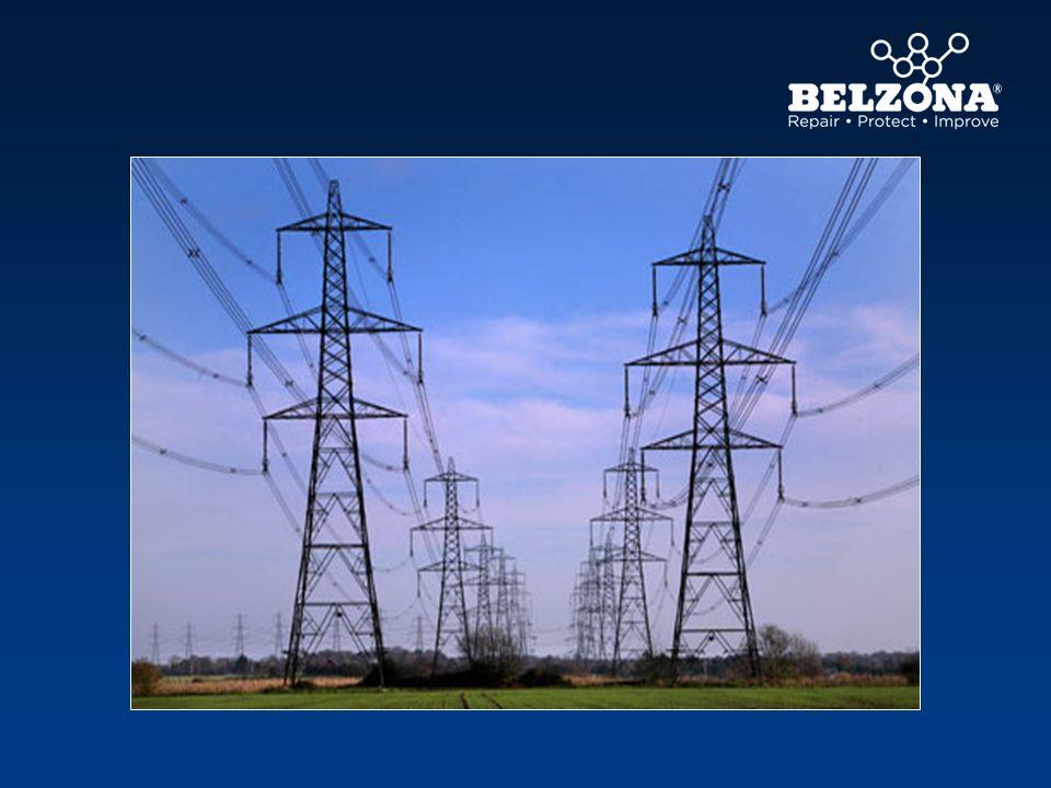 Belzona-Produkte für Oberflächentoleranz Entwickelt zum Auftrag unter Wasser und auf feuchten oder ölkontaminierten Oberflächen Belzona 1831 Belzona 5831