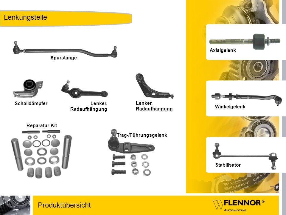 Winkelgelenk Axialgelenk Stabilisator Trag-/Führungsgelenk Spurstange Lenker, Radaufhängung Schalldämpfer Lenker, Radaufhängung Reparatur-Kit Produktü