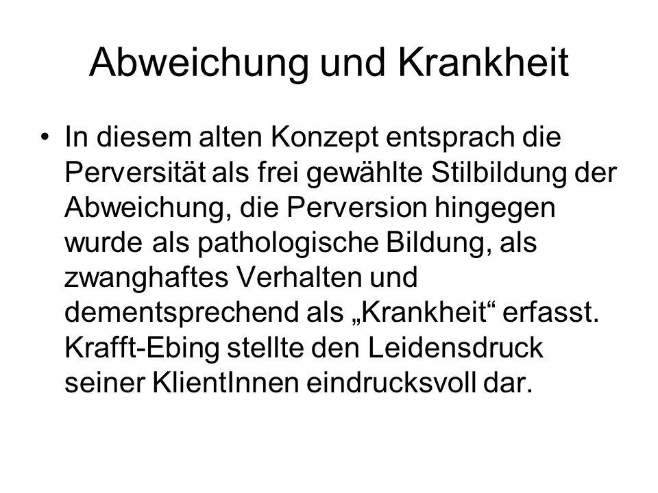 Das Konzept der Bisexualität in der psychoanalytischen Theorie Noch 1930, im Unbehagen in der Kultur stellte Freud als Mangel fest, dass die psychoanalytische Theoriebildung noch nicht imstande sei, das Prinzip der Bisexualität mit der Trieblehre zu verknüpfen.